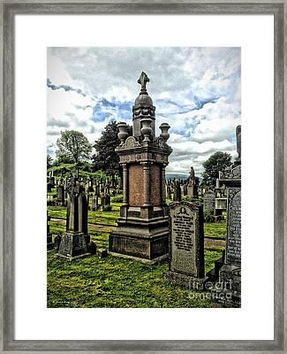 Eternal Framed Print