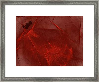 Eternal Desecrated Cleavers Framed Print by Jeff Iverson