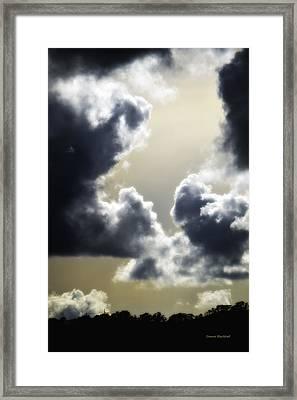 Eternal Hope Framed Print by Donna Blackhall