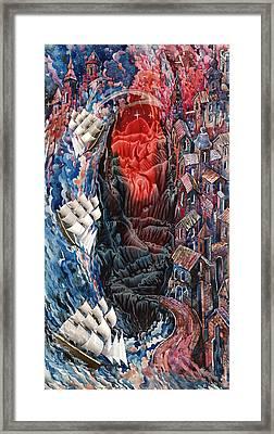 Eternal Journey Framed Print