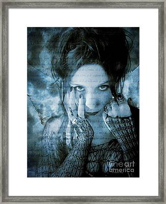 Framed Print featuring the photograph Eternal Outsider by Heather King