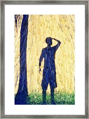 Eternal Quest 2002 - 1 Of 1 Framed Print
