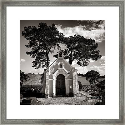 Eternal Rest Framed Print