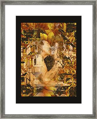 Eternally Yours Framed Print