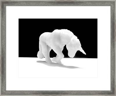 Eternelle Petite Licorne Framed Print