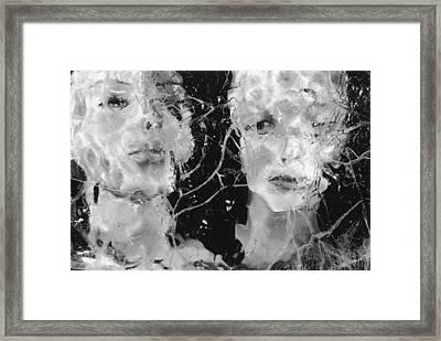 Eternity Together Framed Print