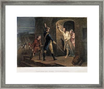 Ethan Allens Capture Framed Print by Granger