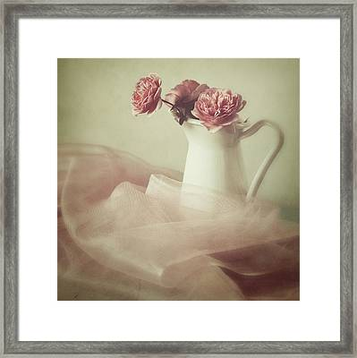 Ethereal Framed Print by Amy Weiss