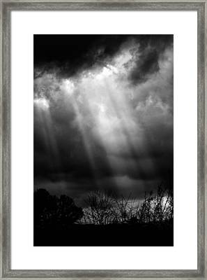 Ethereal Framed Print by Daniel Amick