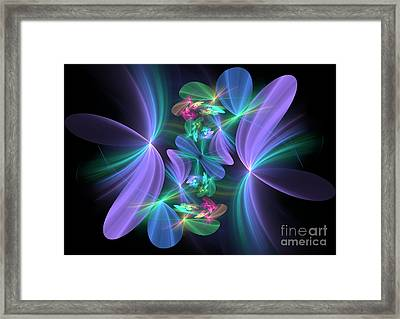 Ethereal Dreams Framed Print