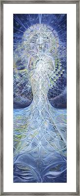 Ethereal Elemental Framed Print by Jerod  Kytah