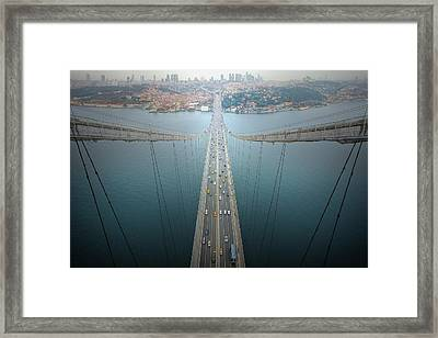 Ethereal Highways Framed Print