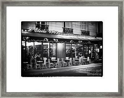 Etoile 1903 Framed Print