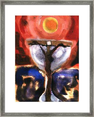 Eucharist Framed Print