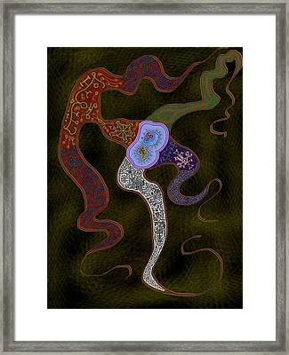 Eukaryota Framed Print