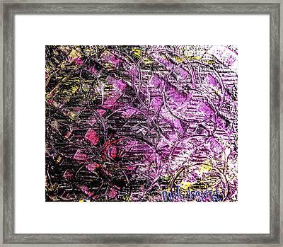 Euphoria Framed Print by Ben Asayag
