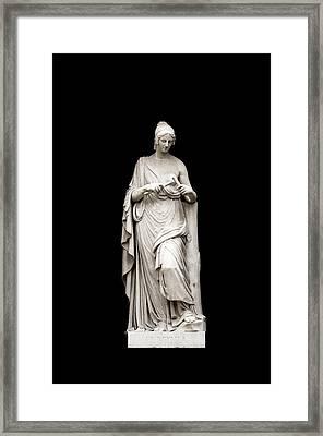 Framed Print featuring the photograph Euritmia by Fabrizio Troiani