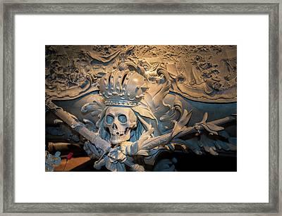Europe, Austria, Vienna, Kaisergruft Framed Print by Jim Engelbrecht