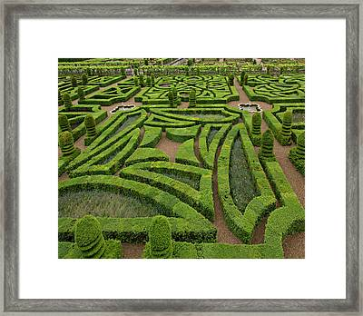 Europe, France, Loire Valley Framed Print by Charles Sleicher