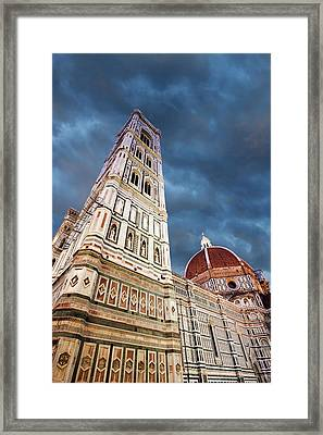 Europe, Italy, Florence Framed Print