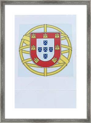 Europe, Portugal, Regua, Portugal's Framed Print