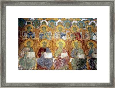 Europe, Russia Vladimir Cathedral Of St Framed Print by Kymri Wilt
