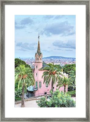 Europe, Spain, Catalonia, Barcelona Framed Print by Rob Tilley