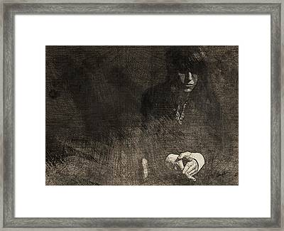 Evan Couture Framed Print