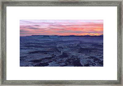 Evanescence Framed Print by Chad Dutson