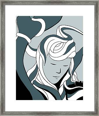Eve Framed Print by Craig Tilley