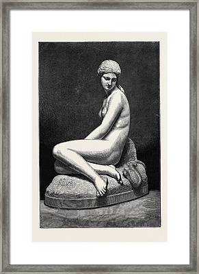 Eve Framed Print by English School