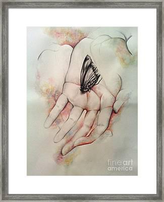 Eve I Framed Print by Amy Pike
