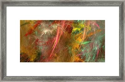 Eveil-4 Framed Print by RochVanh