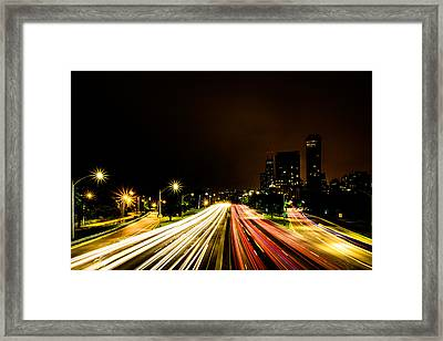 Even More Lsd I Think I'm Addicted Framed Print