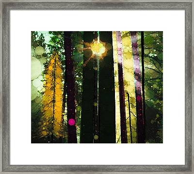 Even Now Framed Print by Steven Boland
