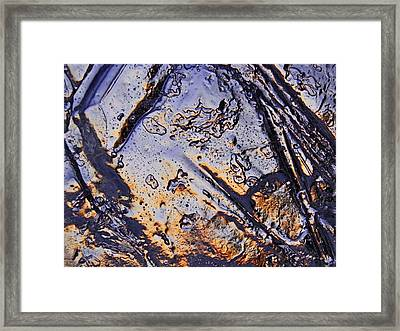 Evening Angles Framed Print