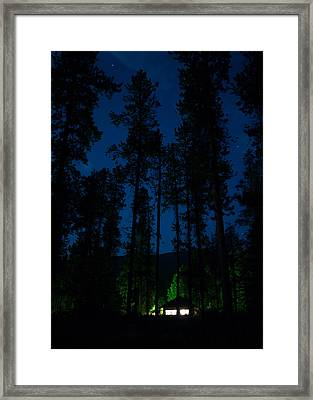 Evening At Wabasso  Framed Print by Cale Best