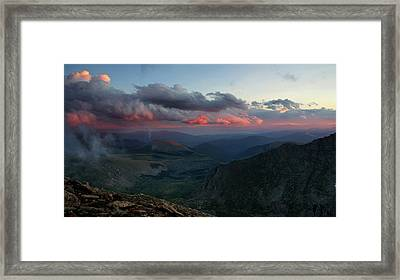 Evening Shade Framed Print by Jim Garrison