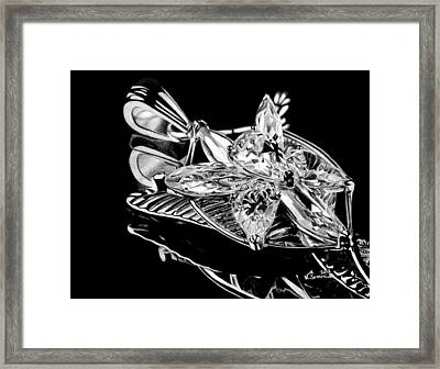 Evenstar 2012 Framed Print by Kayleigh Semeniuk