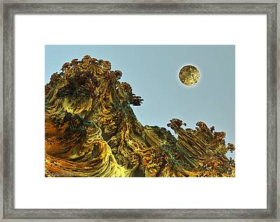 Event Horizon.   Framed Print by Tautvydas Davainis