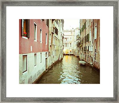 Eventide Framed Print by Lupen  Grainne