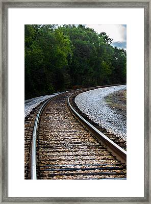 Ever After Framed Print by Shelby  Young