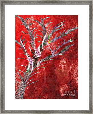 Can't Hide Love Framed Print