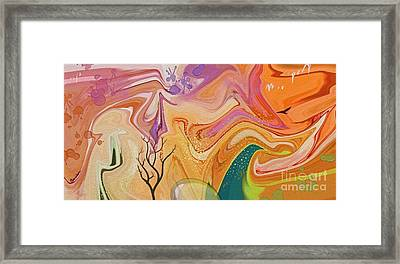 Everlasting Framed Print by Peggy Gabrielson