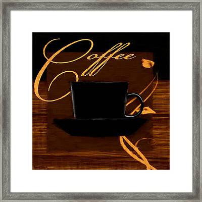 Every Cup Matters Framed Print by Lourry Legarde