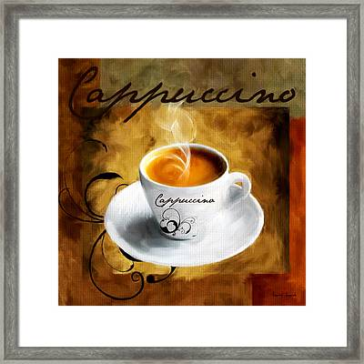 Every Drop Counts Framed Print