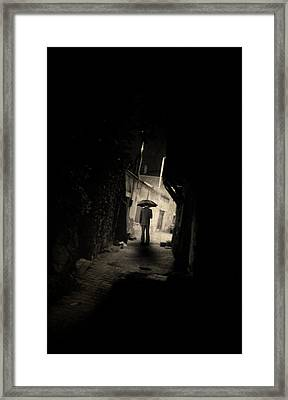 Every Stranger's Eyes Framed Print by Taylan Apukovska