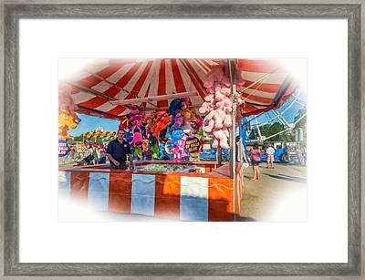 Everybody Is A Winner... Framed Print by Steve Harrington