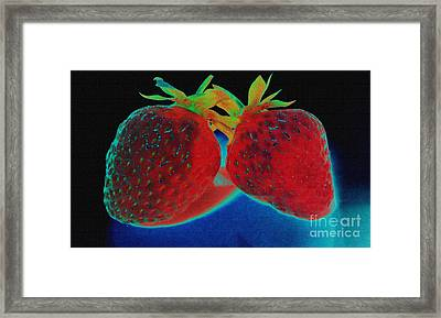 Everybody Wants One Framed Print