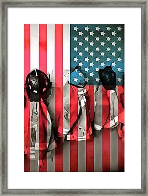 Everyday Heroes Framed Print by Dan Sproul